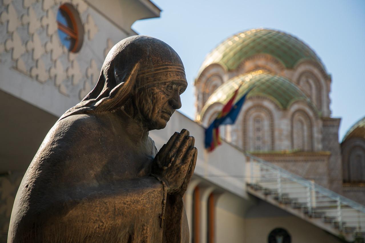 Mother Teresa Memorial