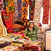 Textile Market in Pisac, Peru