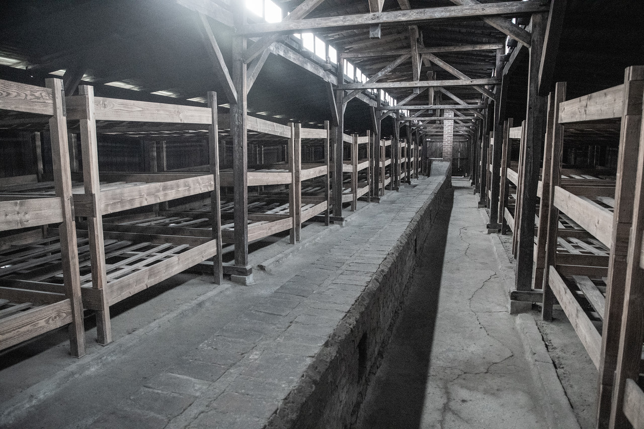 Visiting Auschwitz - Living Conditions Inside The Barracks