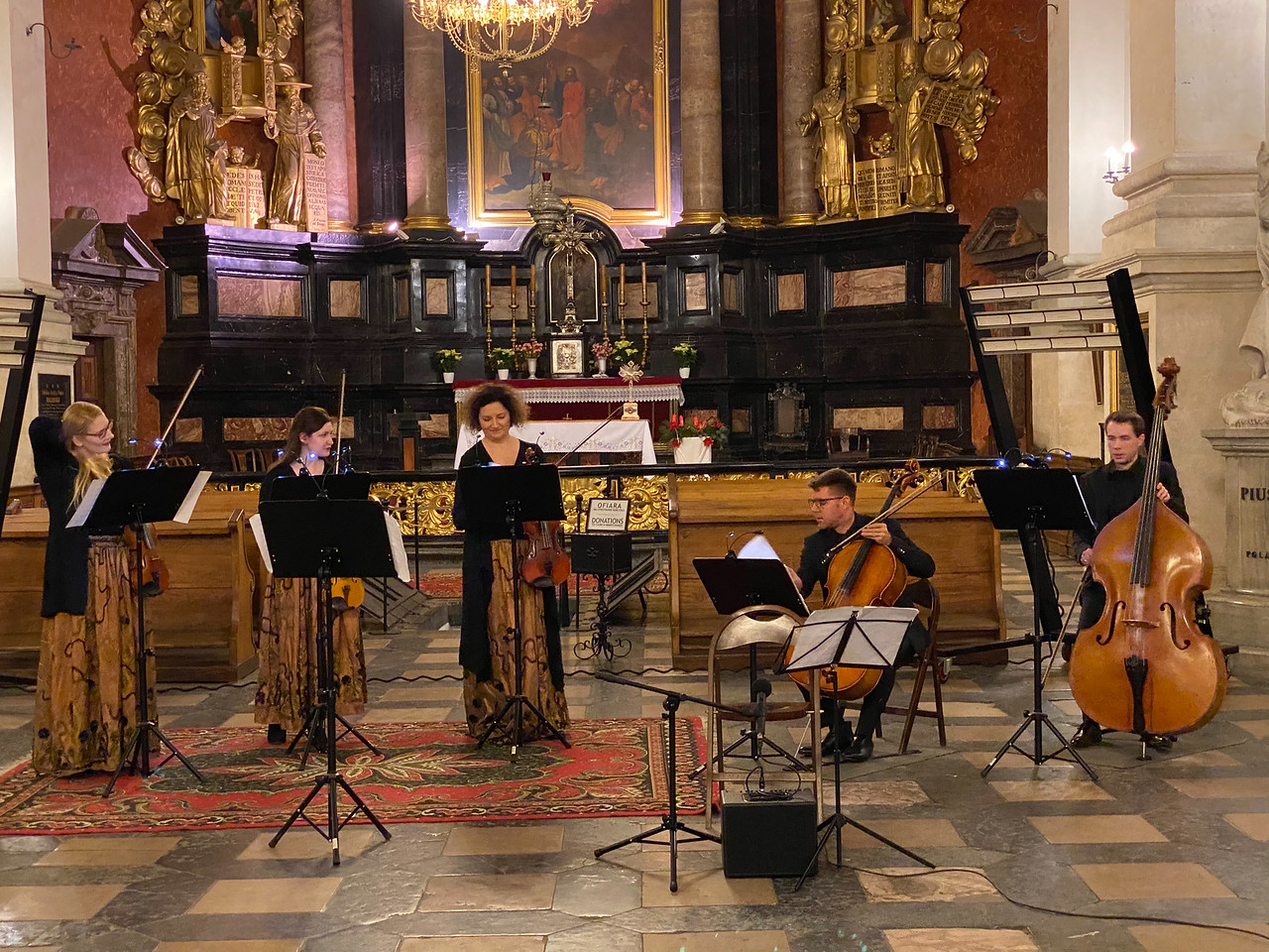 Evening Concert at St Peter's and Paul's Church, Krakow