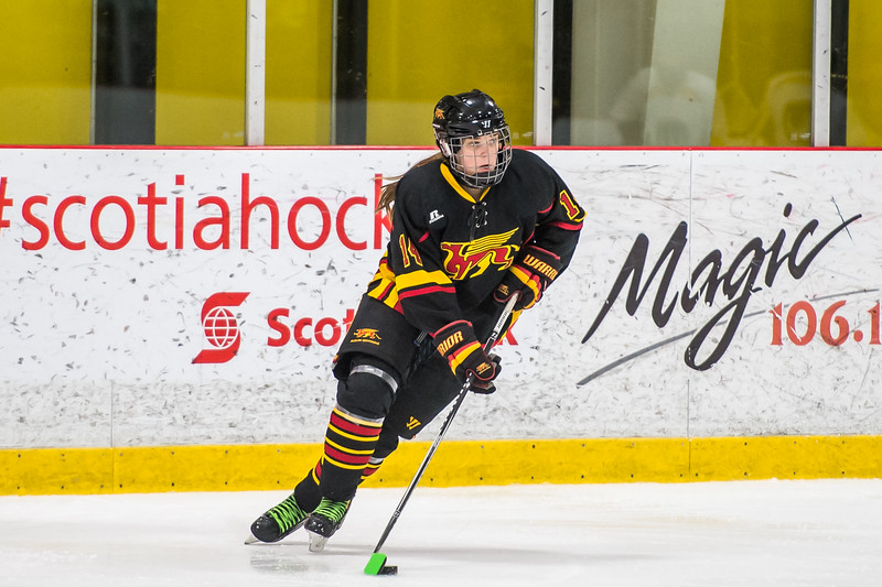 No. 1 Ranked Guelph Gryphons Women's Hockey