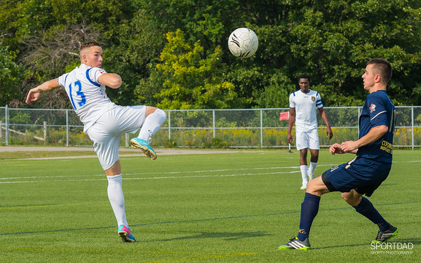 Milton FC vs Toronto Croatia B
