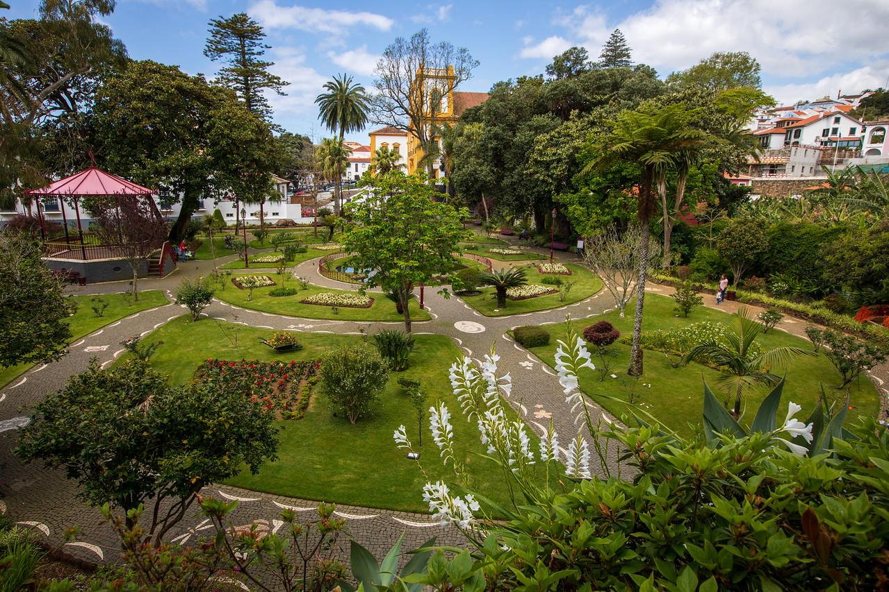 Jardim Duque da Terceira in Angra do Heroismo