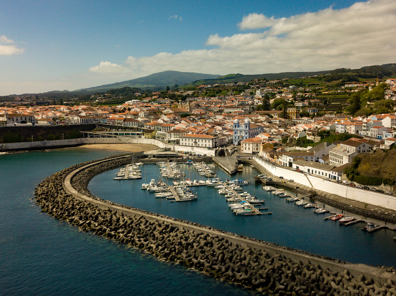 Wandering the Streets of Angra do Heroísmo is a top thing to do on Terceira Islands in the Azores