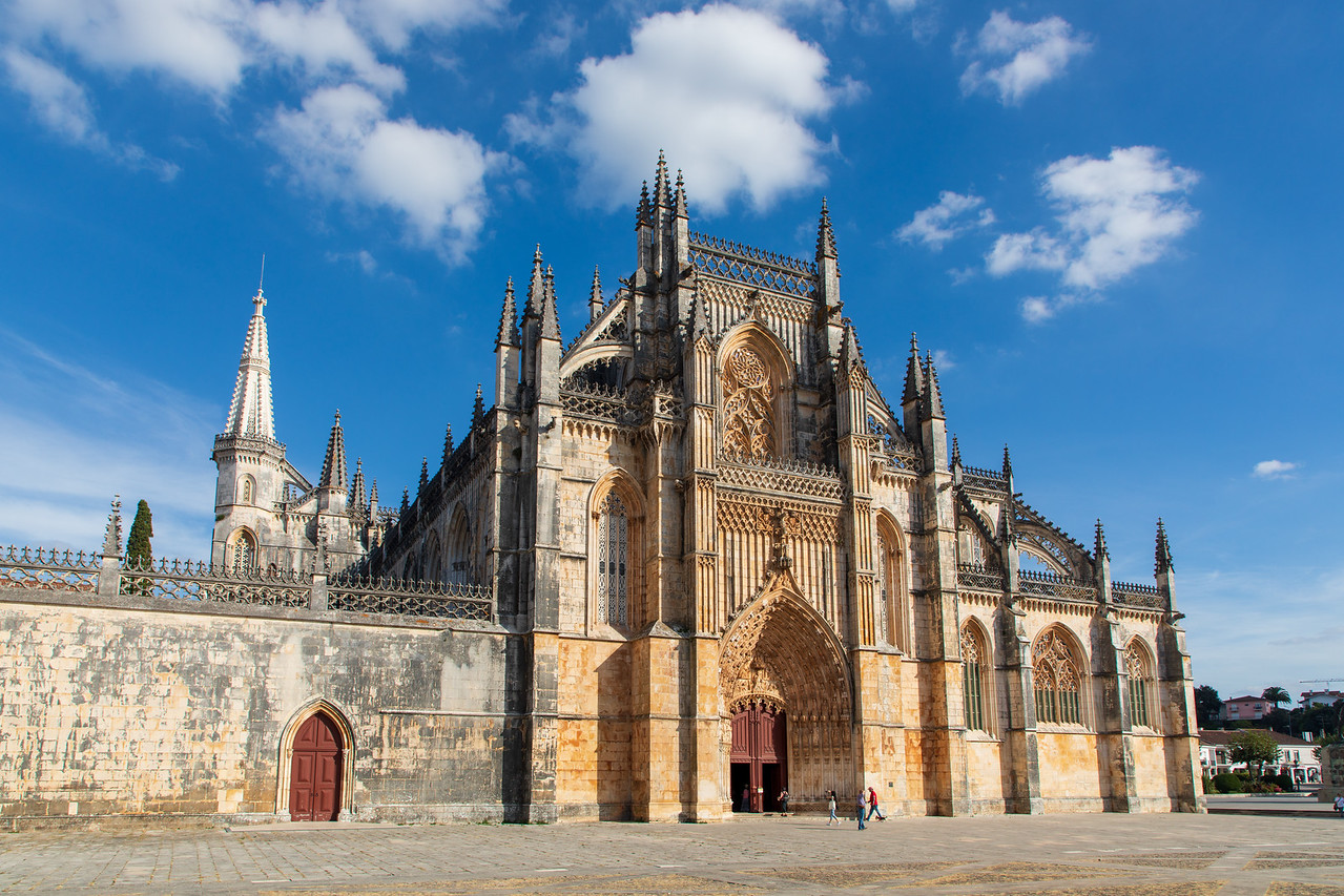 Photo of Batalha Monastery in Portugal