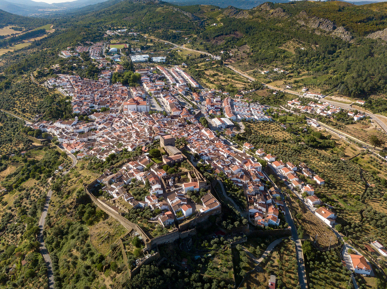 Castelo de Vide and Marvao, Portugal