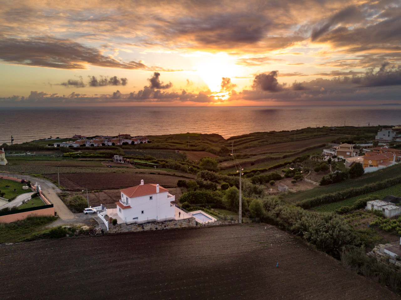 Housing is a large part of the cost of living in Portugal. This is an image of our retire House