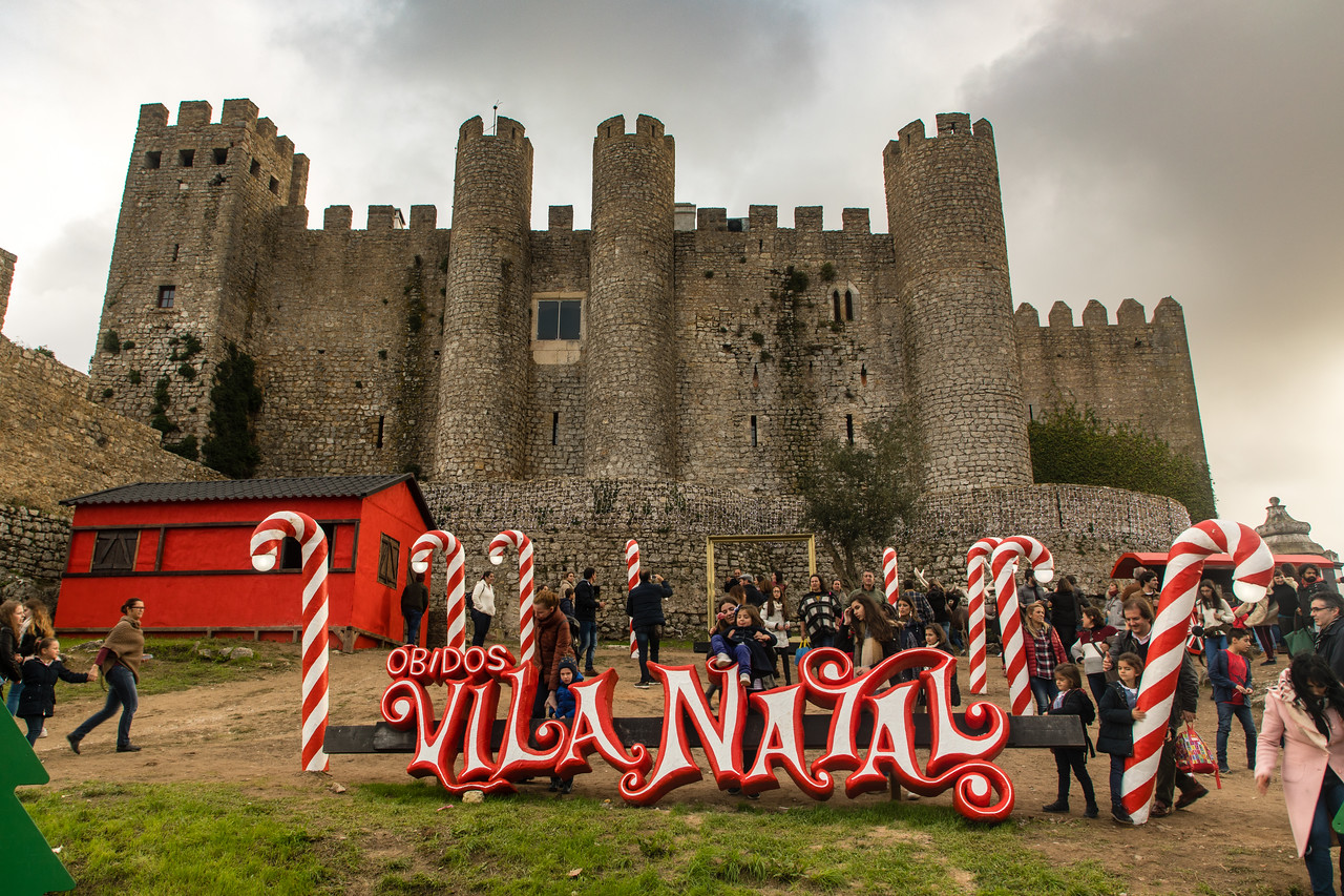 Things to do in Obidos Christmas Village aka Obidos Vila Natal