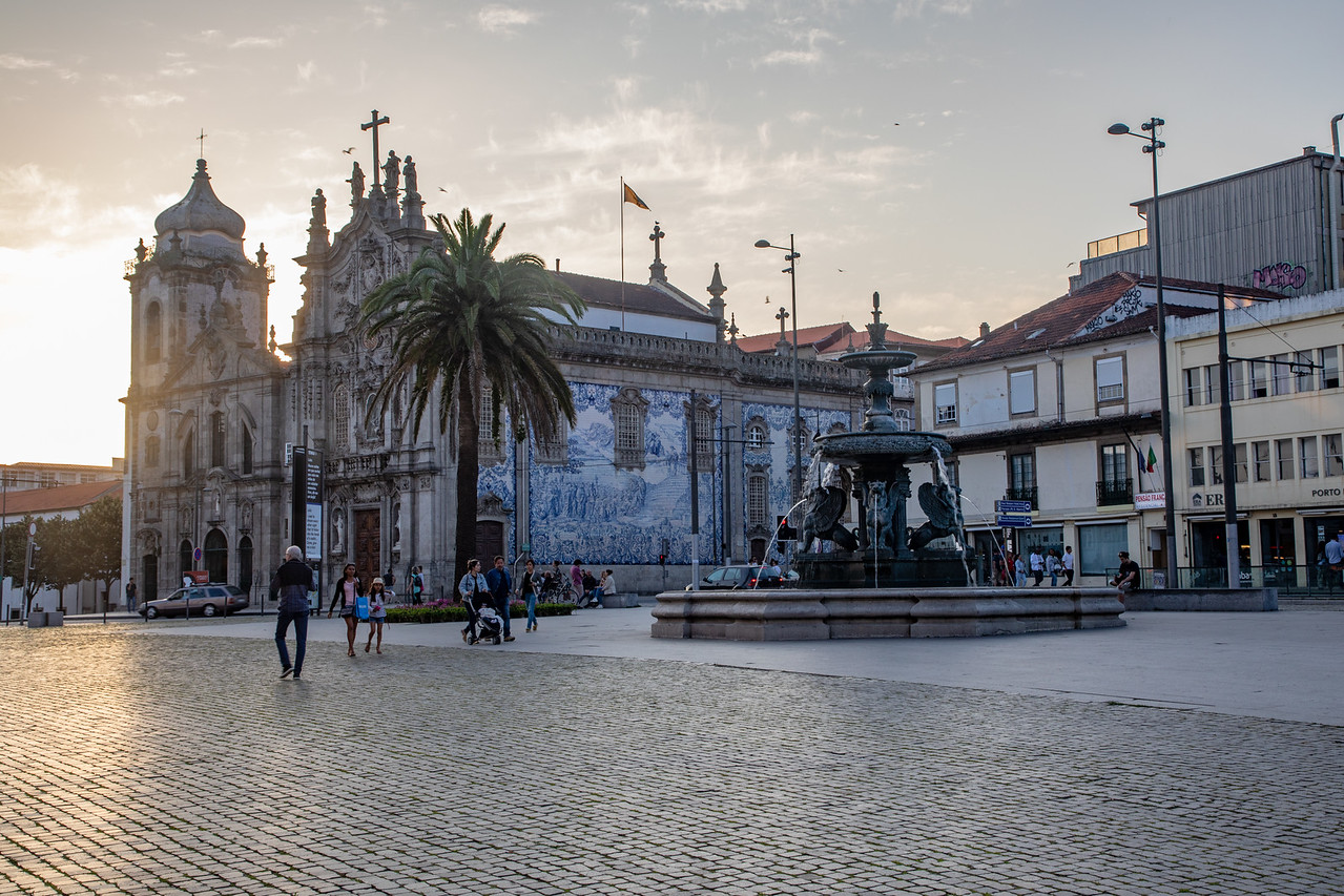 A Visit to Carmo and Camelitas Church is Essential with 3 Days o a Porto city break