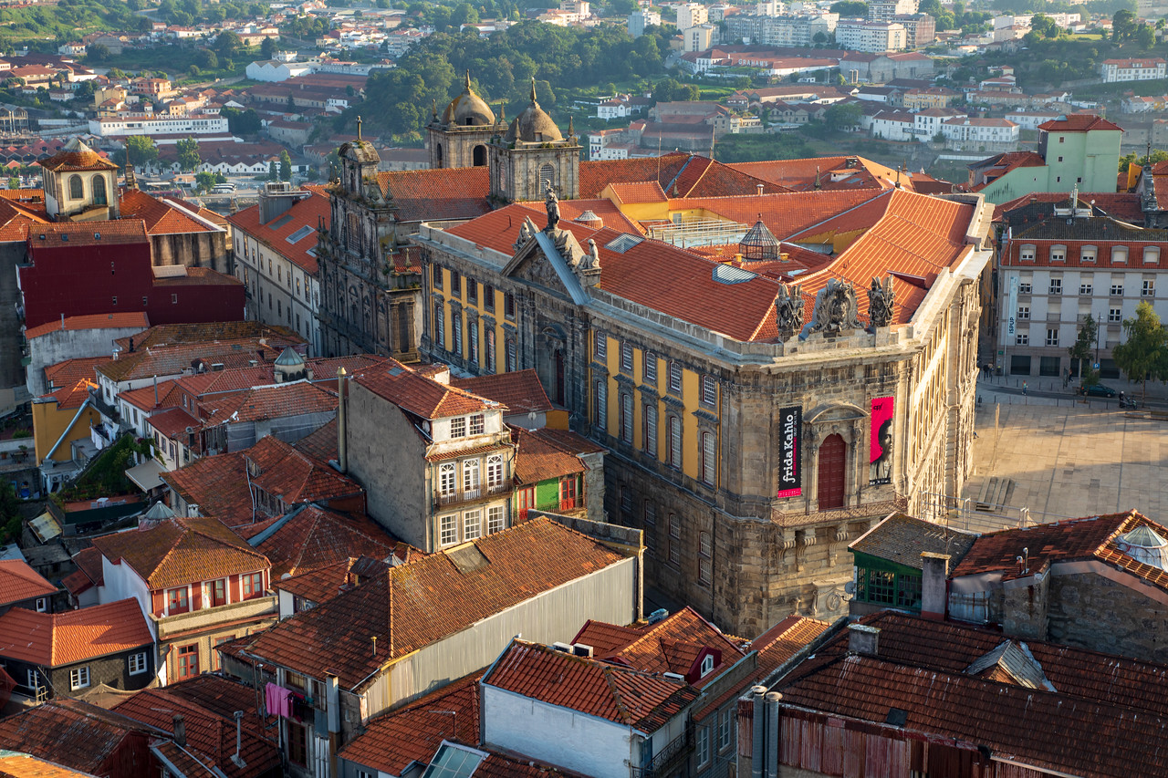 Centro Português de Fotografia - Porto Photography Museum is a great place for photography fans