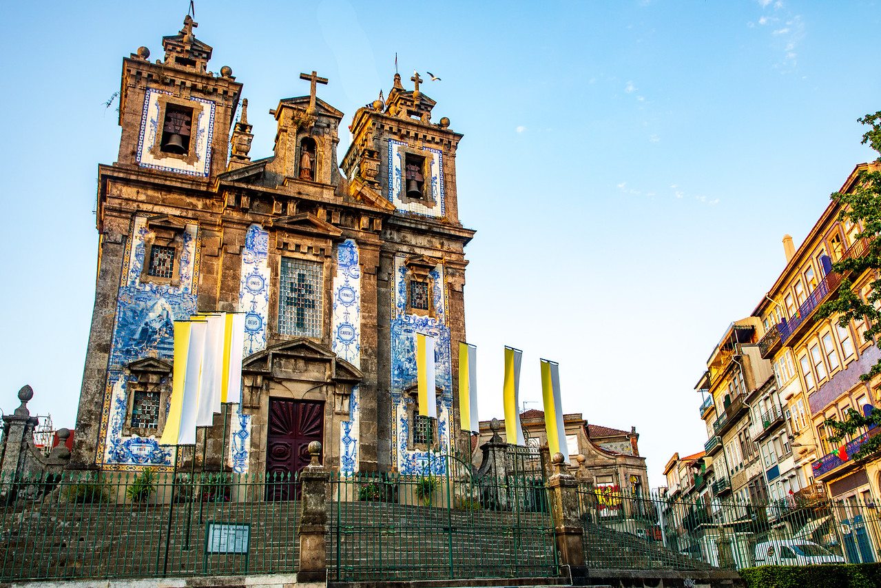 Colorful and Historic, Porto, Portugal is a Great Place to Visit