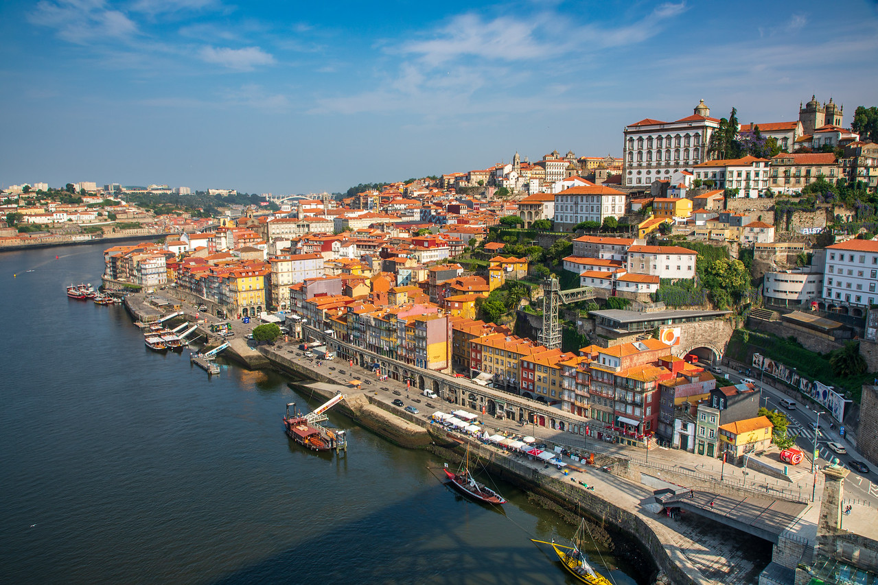 With Only 3 Days in Porto Be Sure to Explore the Ribero District