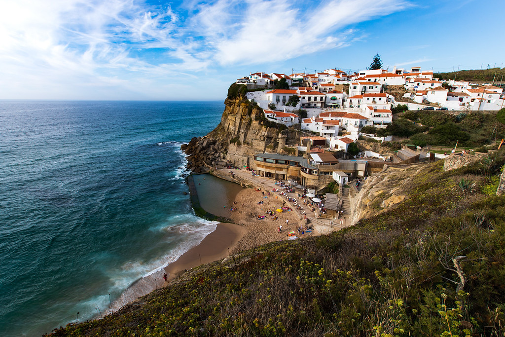 Photo: Azenhas do Mar, Portugal