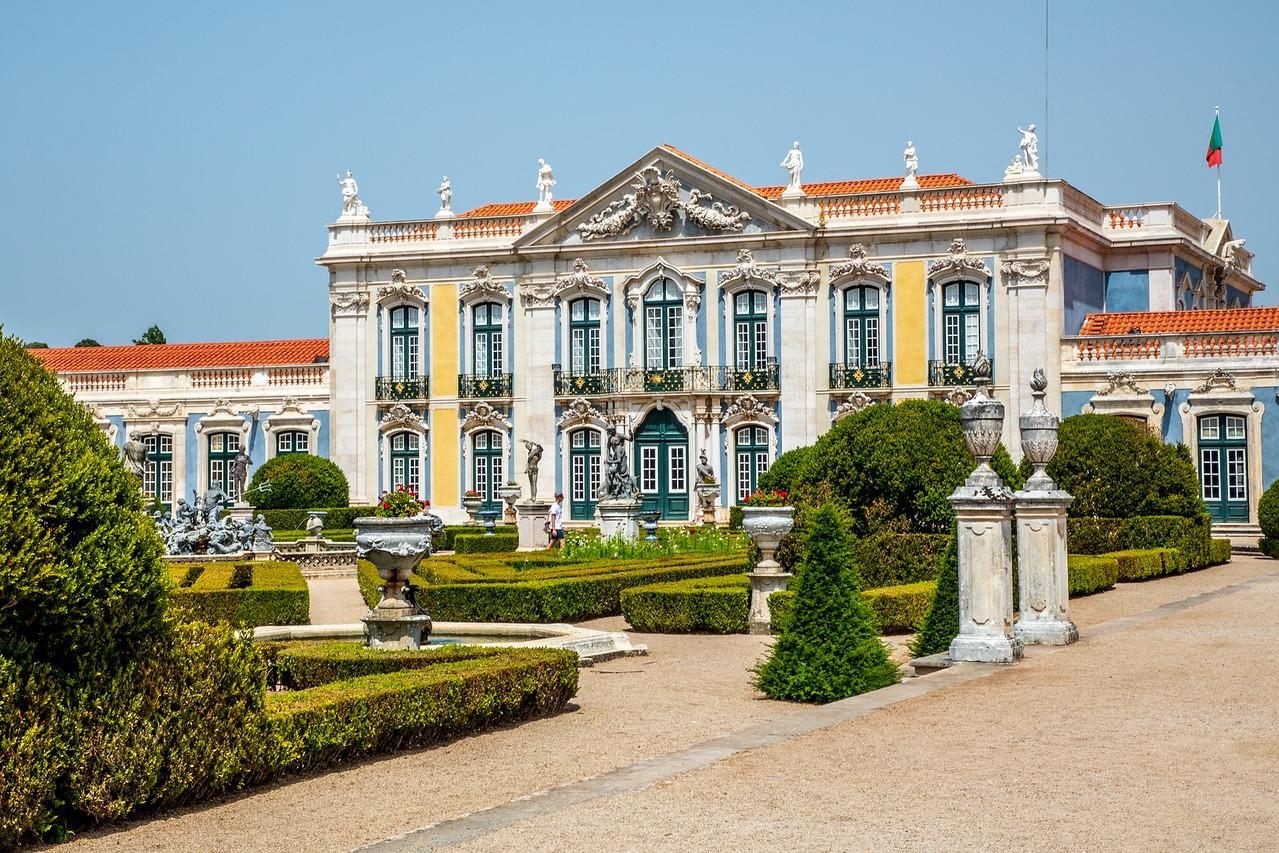 Queluz National Palace Palacio de Queluz Palacio Queluz