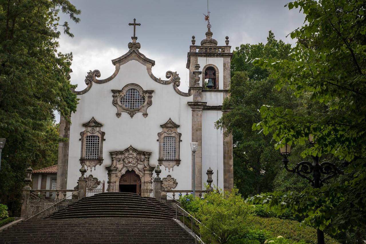 Igreja Dos Terceiros in Viseu, Portugal