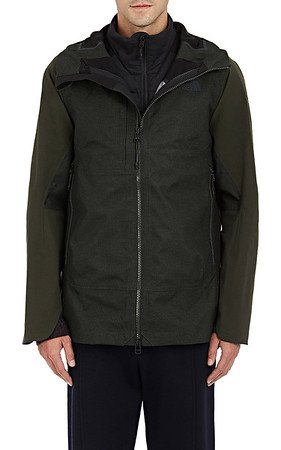 The North Face x Barneys 3-In-1 Triclimate Tech-Fabric & Ripstop Jacket