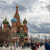 "The spectacular Saint Basil's Cathedral on Red Square, and was bulit from 1555 to 1561. Saint Basil's Cathedral actually consists of nine chapels built on a single foundation. It is an iconic symbol of Moscow. Thank you <a href=""https://strelkatravel.com"">https://strelkatravel.com</a> for arranging our visit. We loved the experience. #ad"