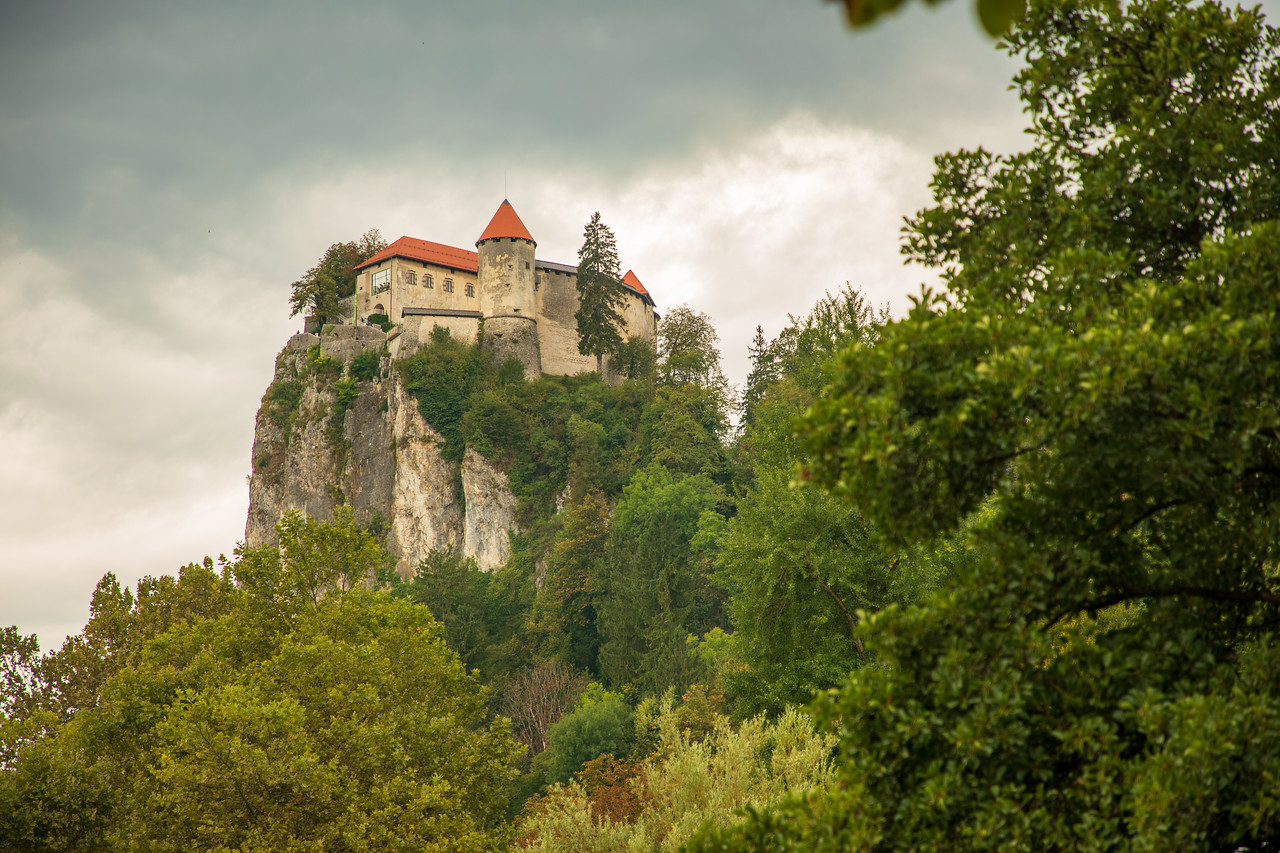 For Spectacular Views of Lake Bled, Visit Bled Castle