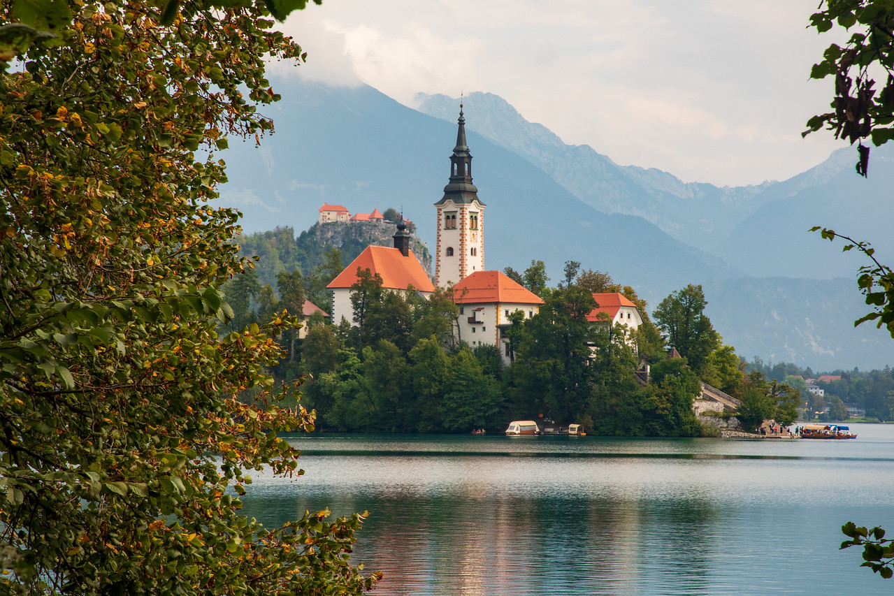 The Church On Bled Island