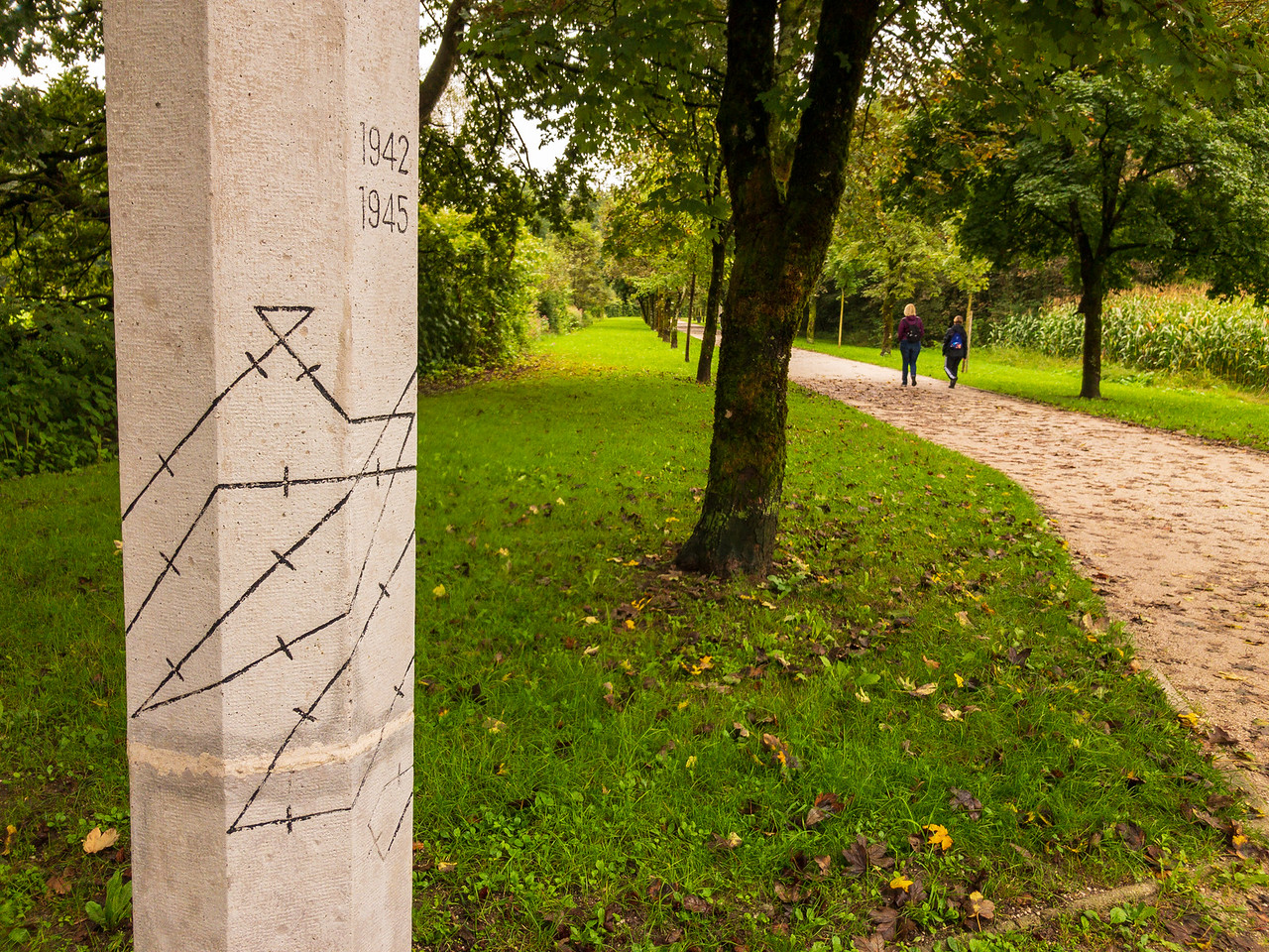 Path of Remembrance and Comradeship in Ljubljana