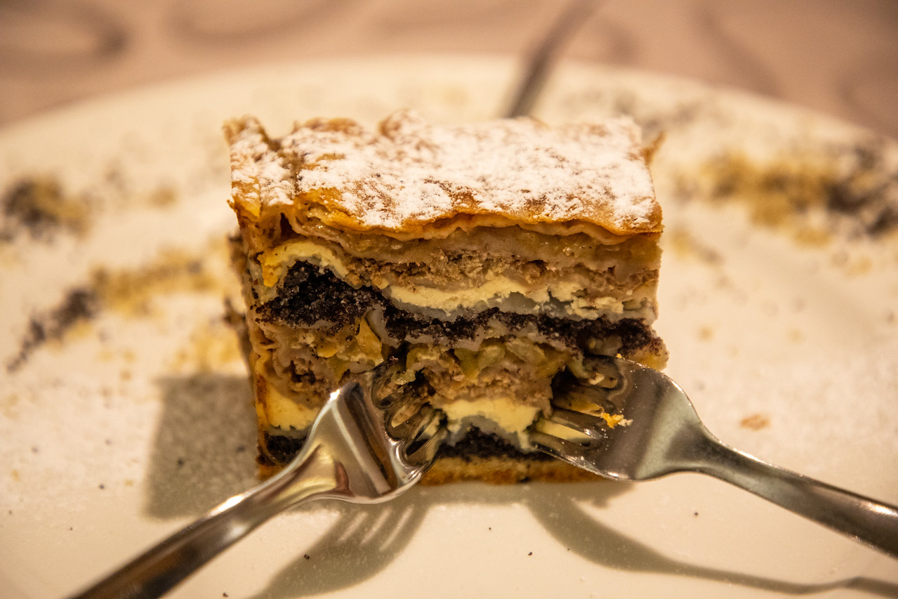 The Desserts Are Always A Highlight of Ljubljana
