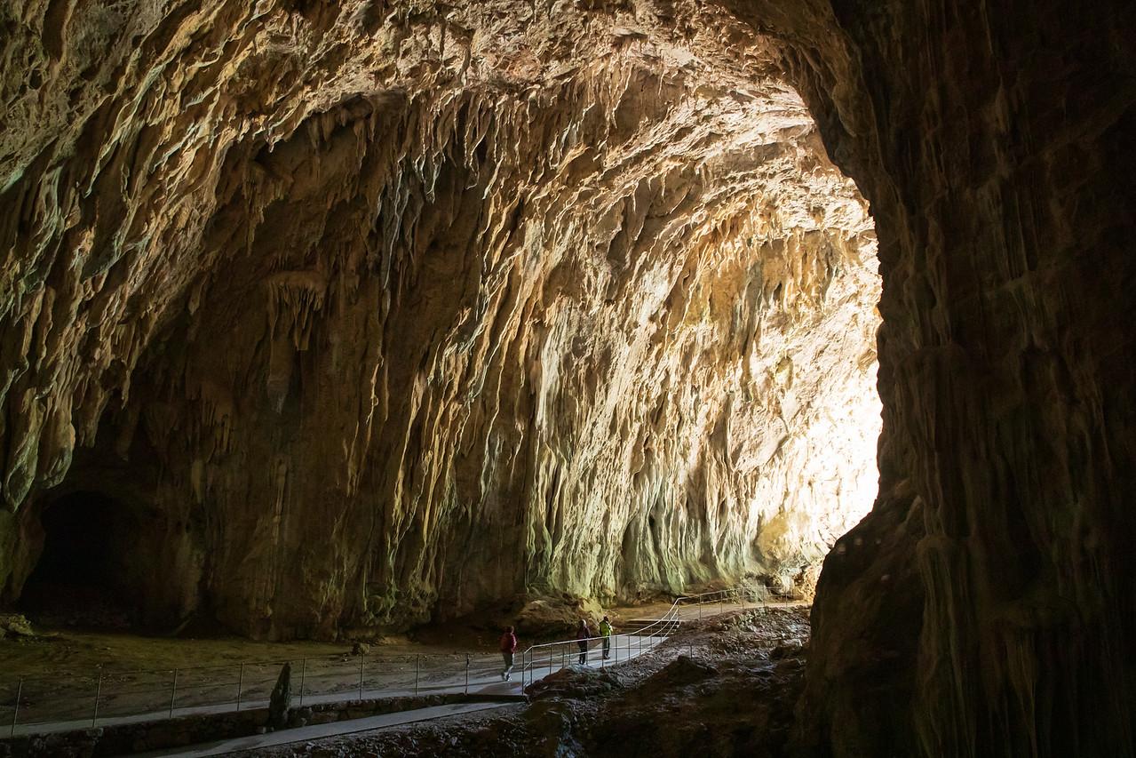 В Словении очень интересно увидеть пещеры Шкоцян Чем заняться в Словении Чем заняться в Словении BL2A9804 X2