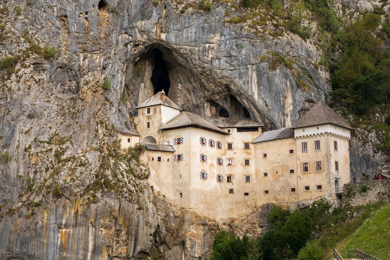 Предъямский замок в Словении - отличная вещь Чем заняться в Словении Чем заняться в Словении BL2A0120 X2
