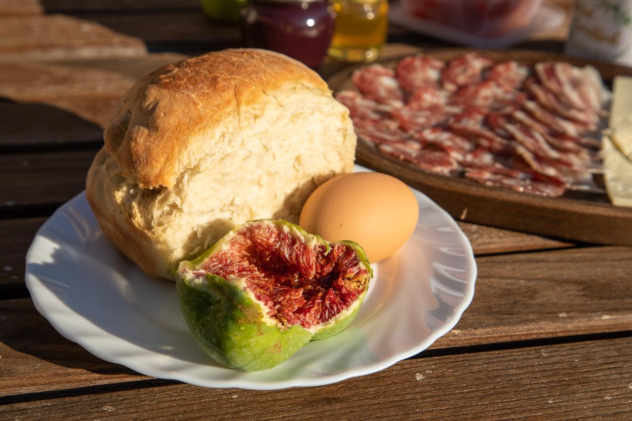 Истрийский завтрак Словенская еда и вино Словенская еда и вино BL2A9985 X2