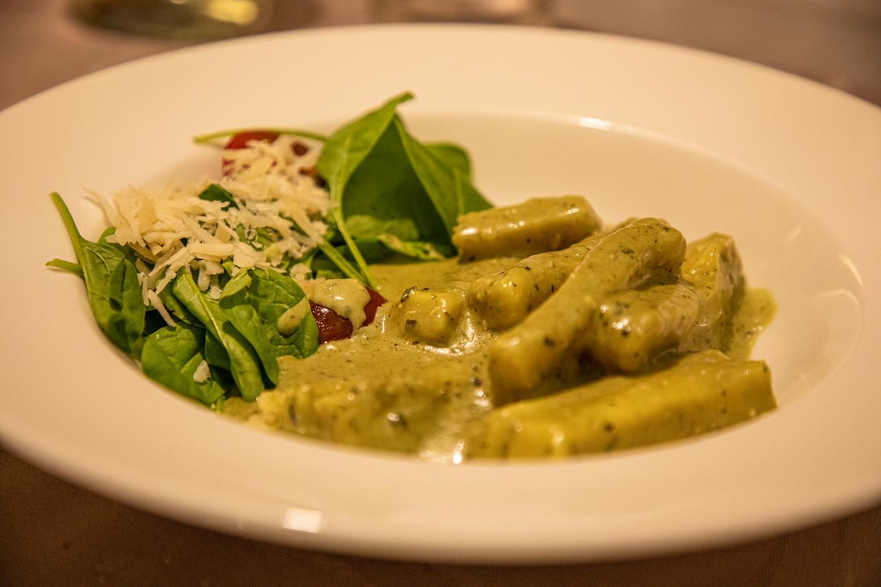 Slovenian Cuisine Njoki Slovenian Gnocchi