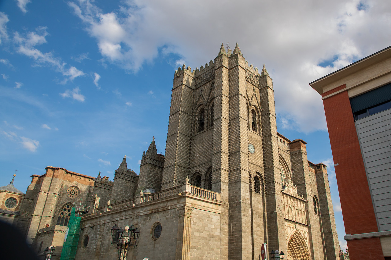 Photo of Avila Cathedral