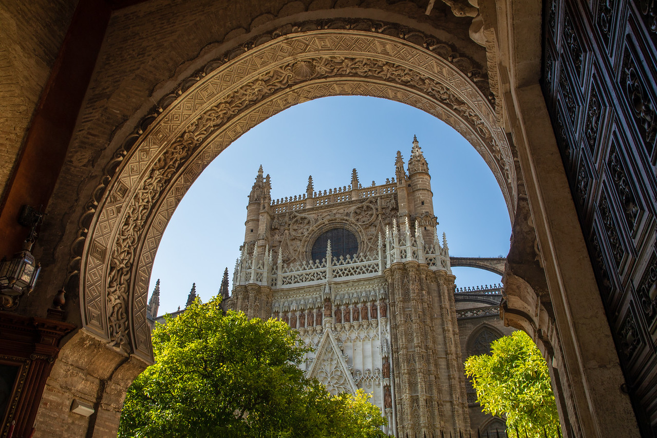 16th Century Gothic Seville Cathedral