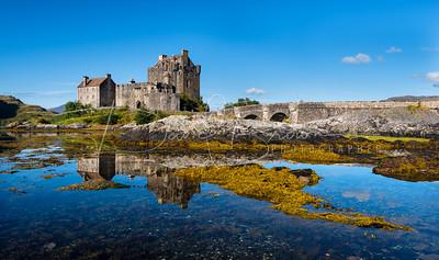 Eilean Donan Castle No3