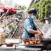 Bangkok Street Food Cart