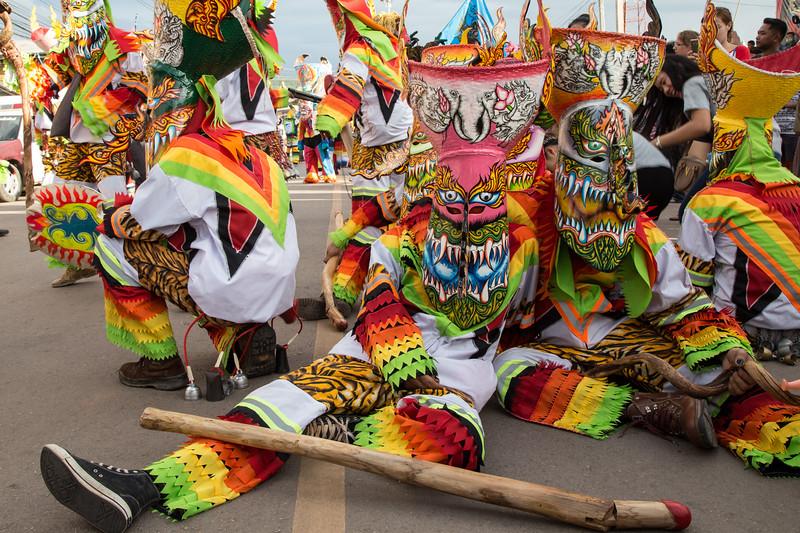 Dansai, Thailand
