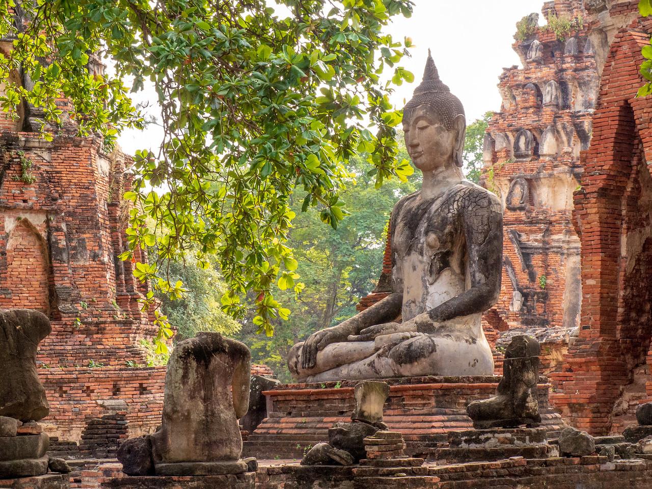 Photo: Wat Mahathat UNESCO World Heritage Site