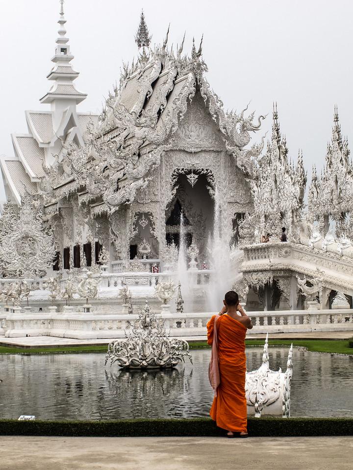 White Temple in Chiang Rai (Wat Rong Khun)