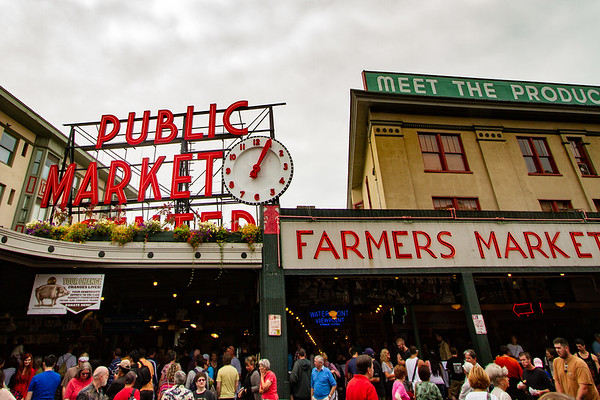Photos of Seattle