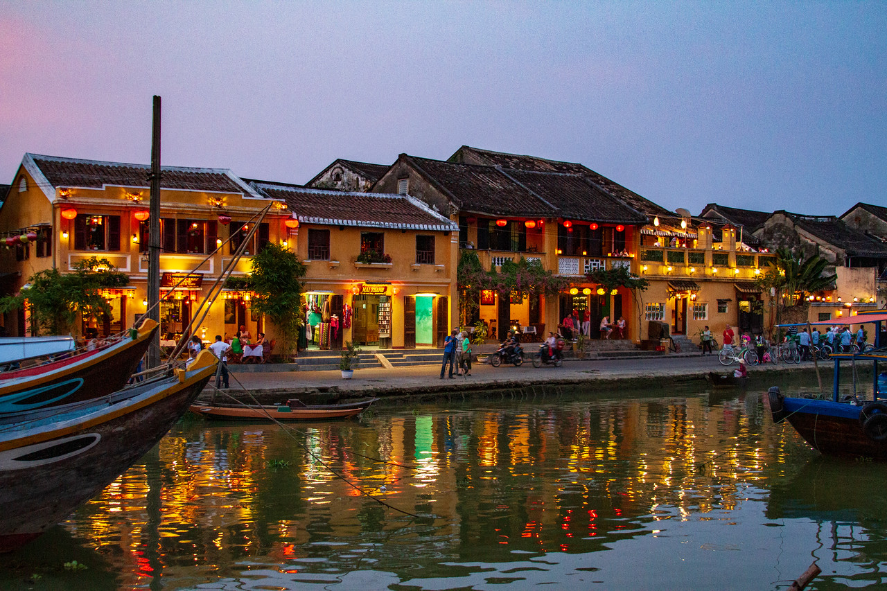 The Waterfront at Hoi An, Vietnam