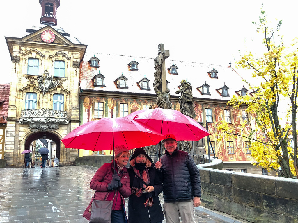 Our Viking River Cruise Grand European Tour: Day 9 – Bamberg, Germany