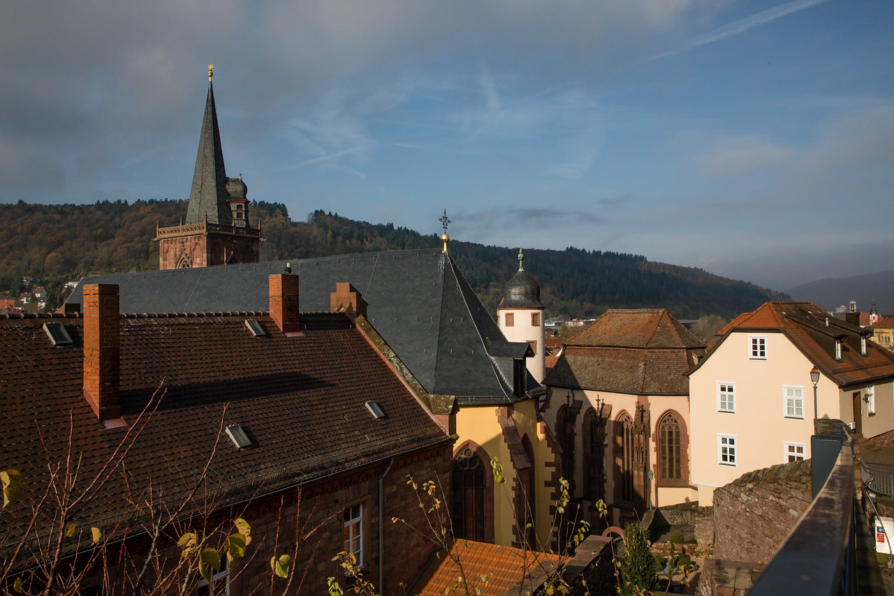 Wandering Around Wertheim, Germany