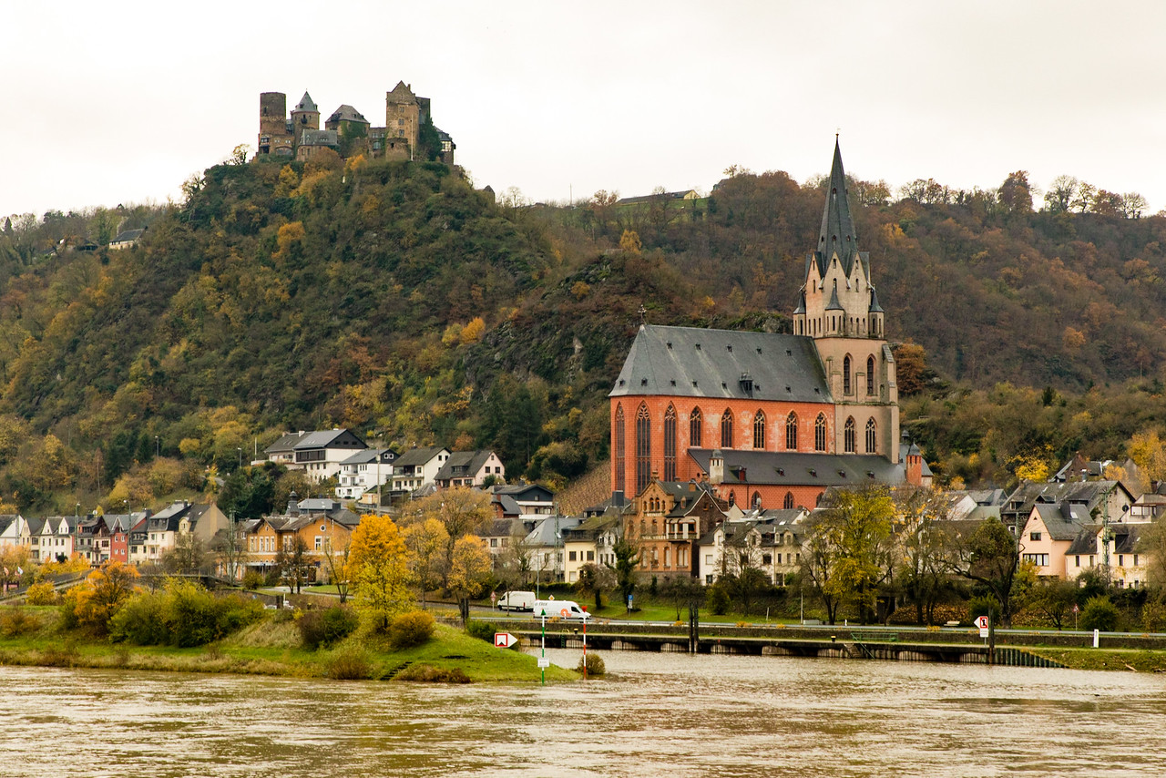 Our Viking River Cruise Grand European Tour: Day 12 – Braubach, Germany