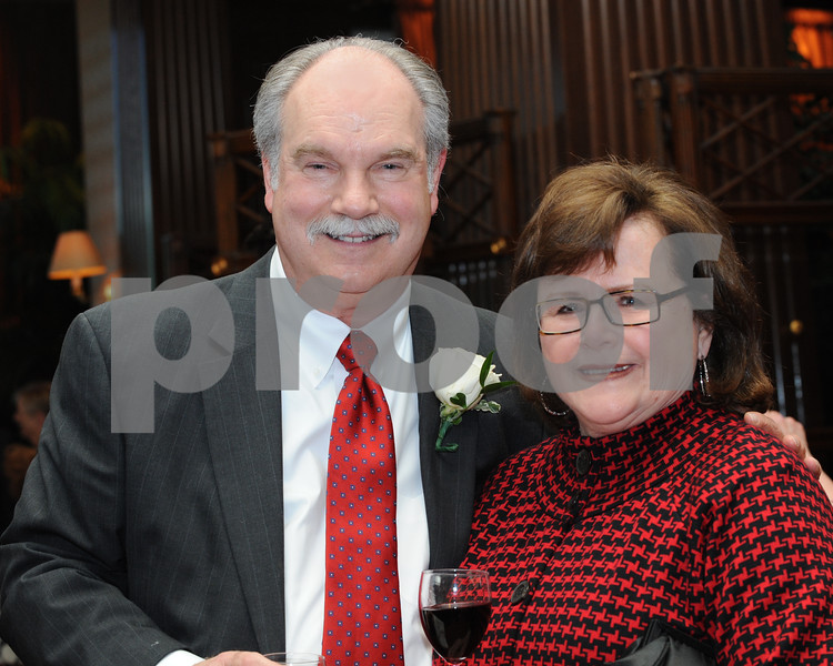 PWR ATTY 2013<br /> NOMINEE RANDY HALL AND HIS WIFE GLORIA HALL