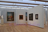 Renzo Piano Pavilion<br /> Another view of the South Gallery that contains the European Old Masters, Pre-1800.