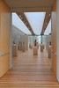Renzo Piano Pavilion<br /> Entrance to the North Gallery containing non-Western, African and Pre-Columbian works.