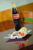 My Dish, Sol de Luna Restaurant<br /> An Arepa, or Venezuelan Taco and a Mexican Coke.  A favorite at the Sol de Luna.