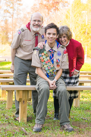 Jay's Eagle Scout Ceremony-20171119-076