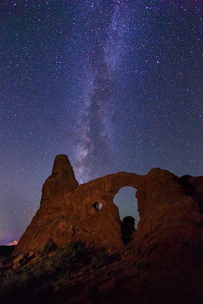 Doreen Miller_05 Turret Arch Milky Way_F