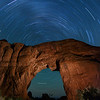 Doreen Miller_04 Pinetree Arch Star Trails_F