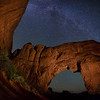 Doreen Miller_01 Pinetree Arch Starry Night_F