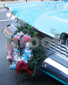 '59 Plymouth with Holiday Sparkle!